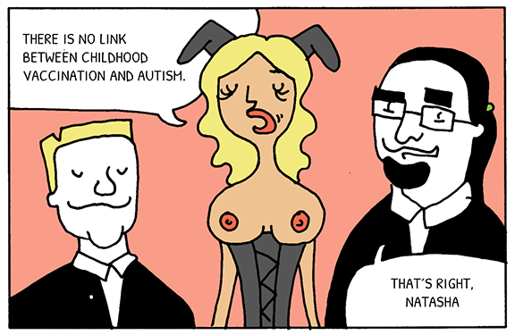 sex tegneserier norsk wetting